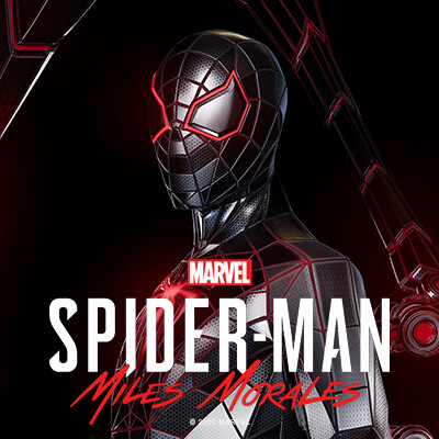 Spider-Man: Miles Morales Programmable Matter Suit