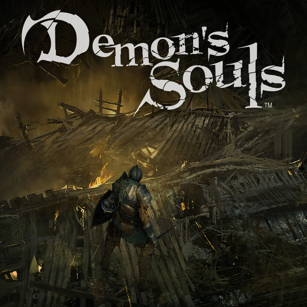 Demon's Souls - Dirty Colossus Archstone