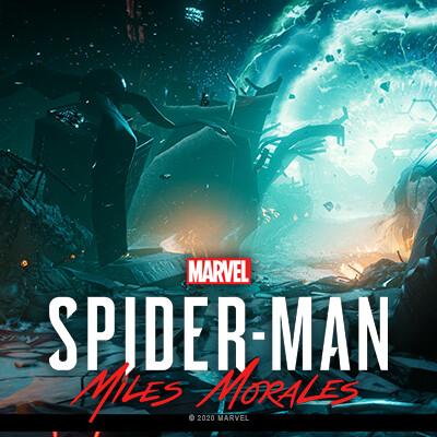 Spider-Man Miles Morales: Finale