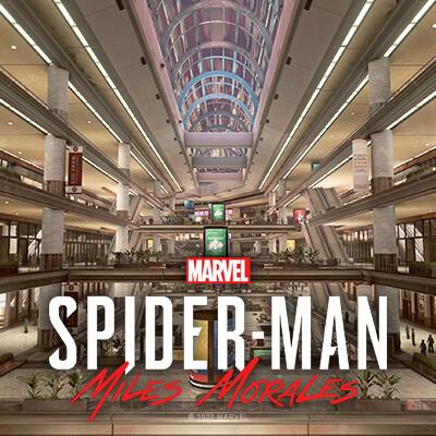 Spider-Man Miles Morales: Winter Break