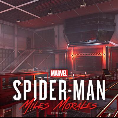Spider-Man Miles Morales: Roxxon Bases