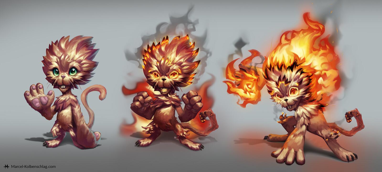 Lil Pyromancer