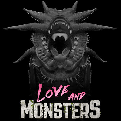 Love and Monsters Sand Gobblers Concept Art