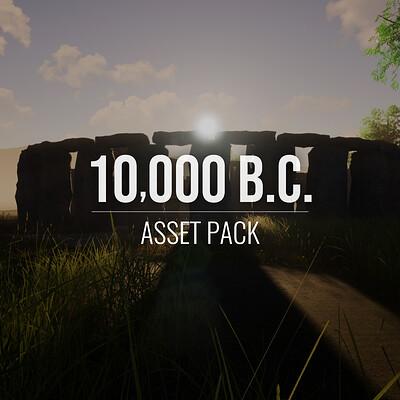 10,000 B.C. - Asset Pack