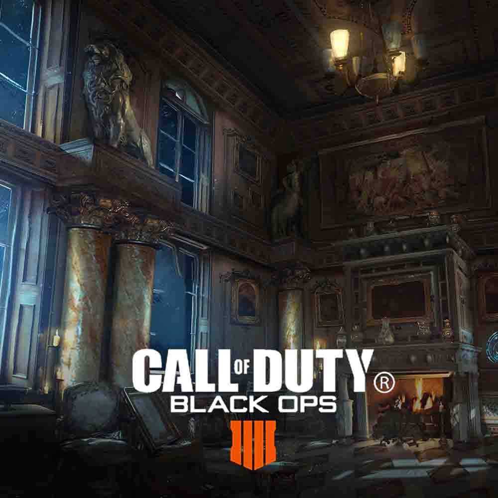 Call of Duty: Black Ops 4 - Dead of the Night Concepts