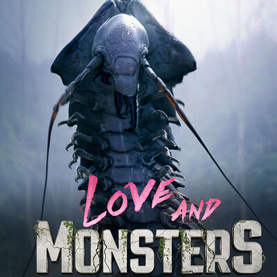 Love and Monsters Siren Concept Art