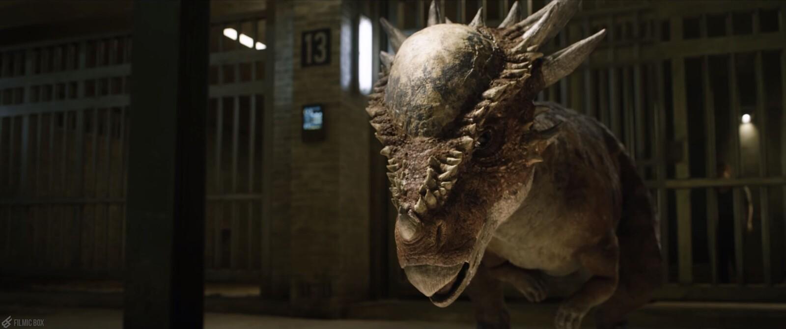 Jurassic world II - Stygimoloch