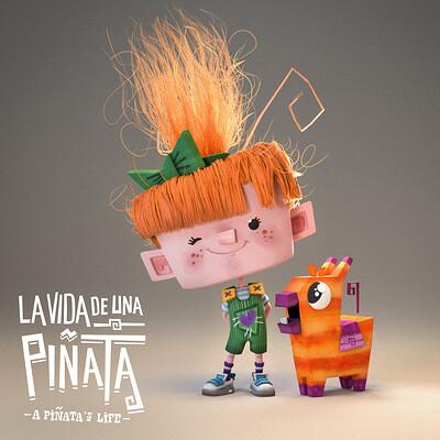 Characters – La Vida de una Piñata