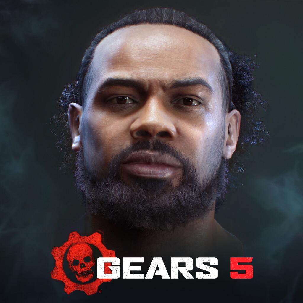 Xavier Woods - Gears/New Day