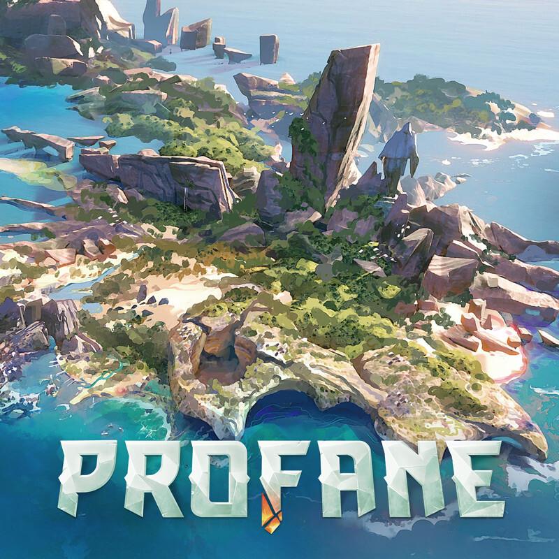 Profane Island studies