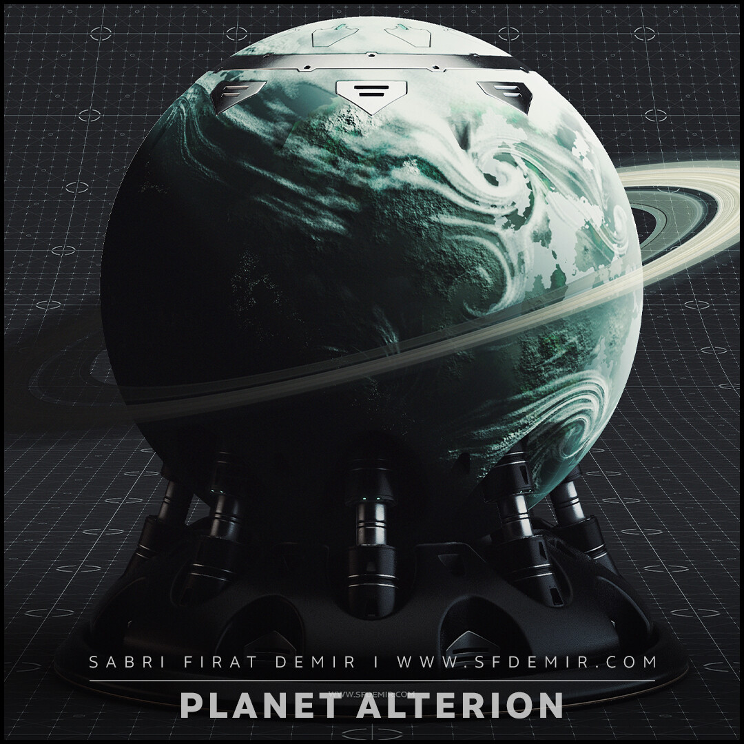 Planet Alterion