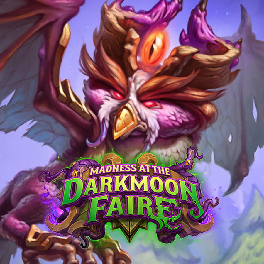 Hearthstone: Madness at the Darkmoon Faire - Umbral Owl