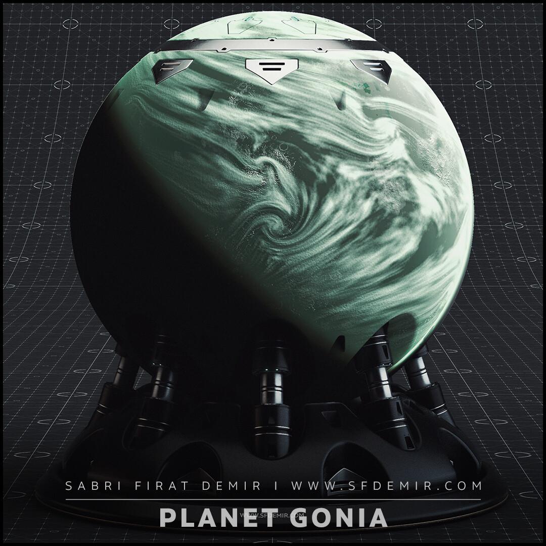 Planet Gonia