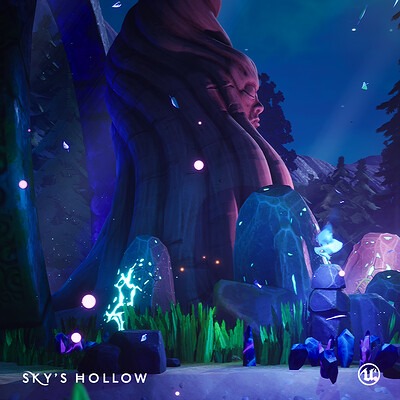 Sky's Hollow: Lighting