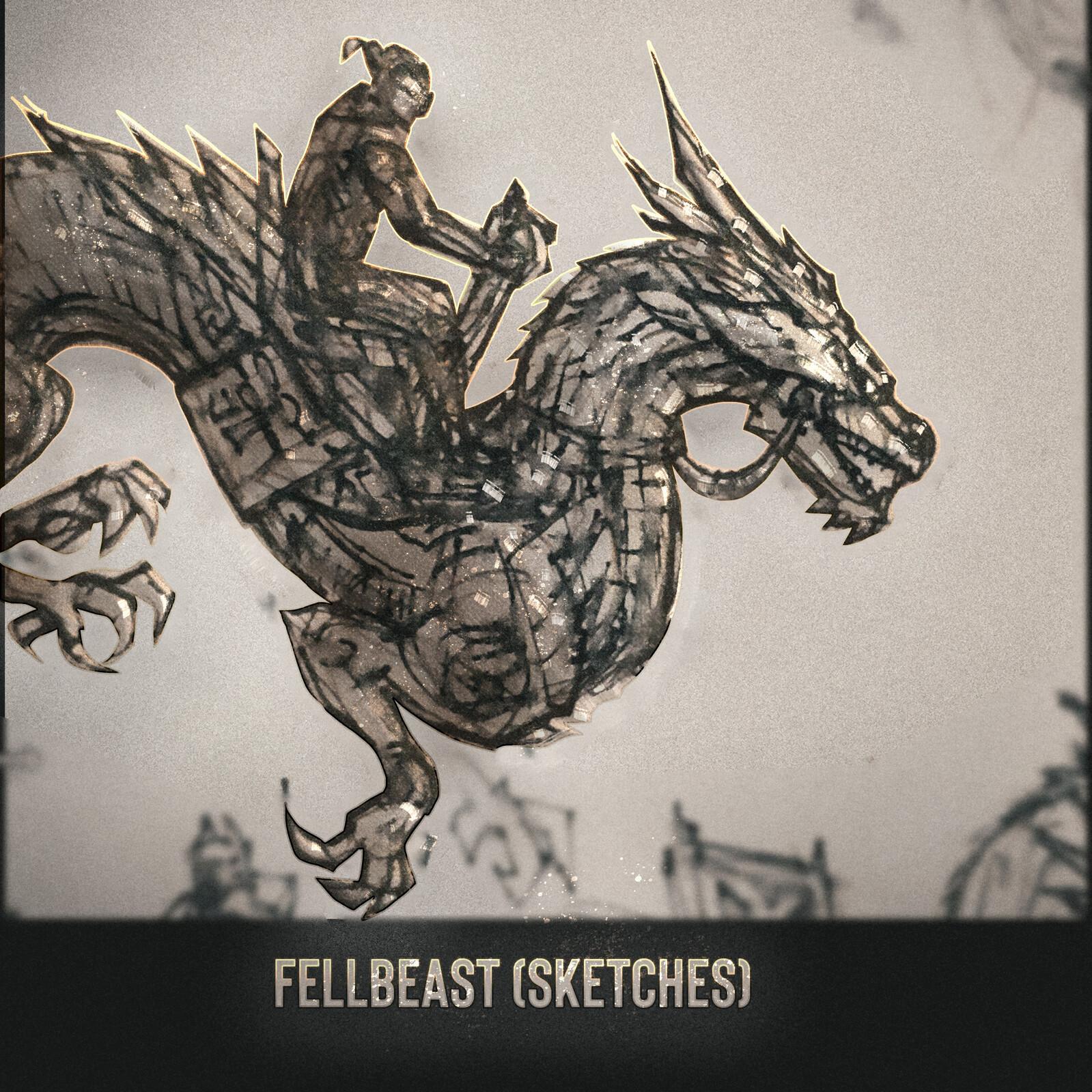 FELLBeast (SKETCH)