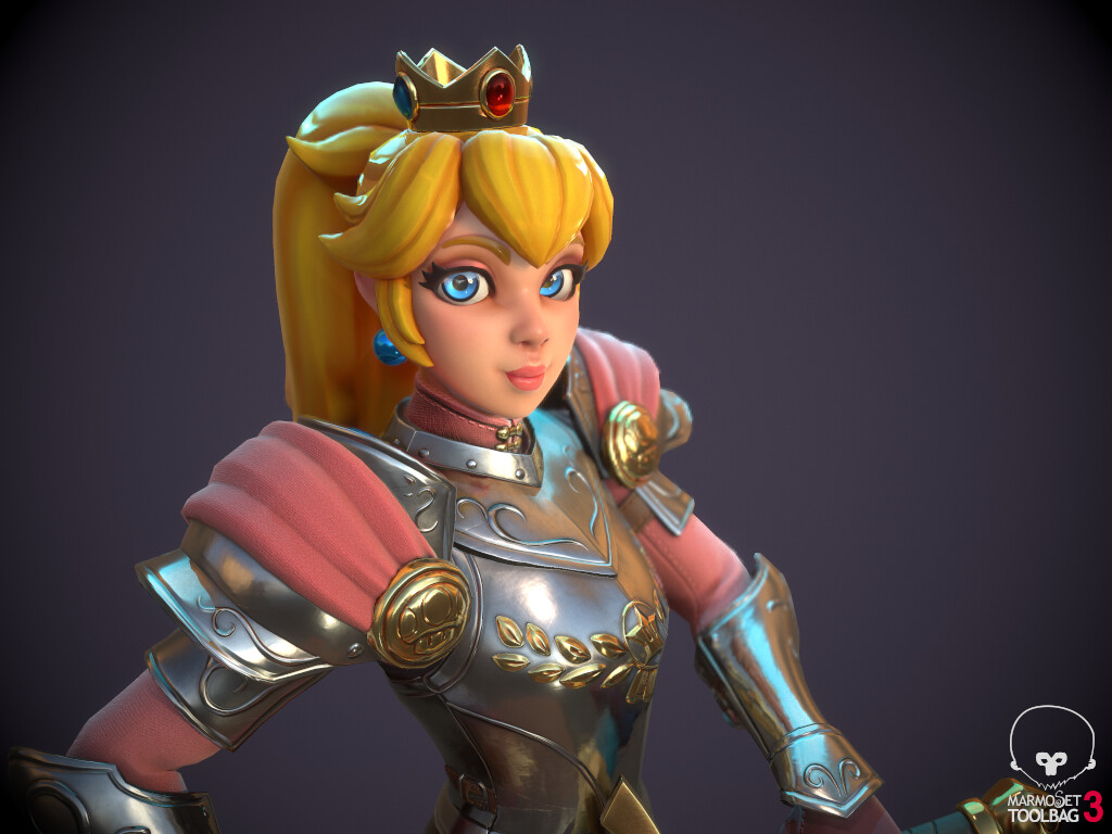 Knight Peach