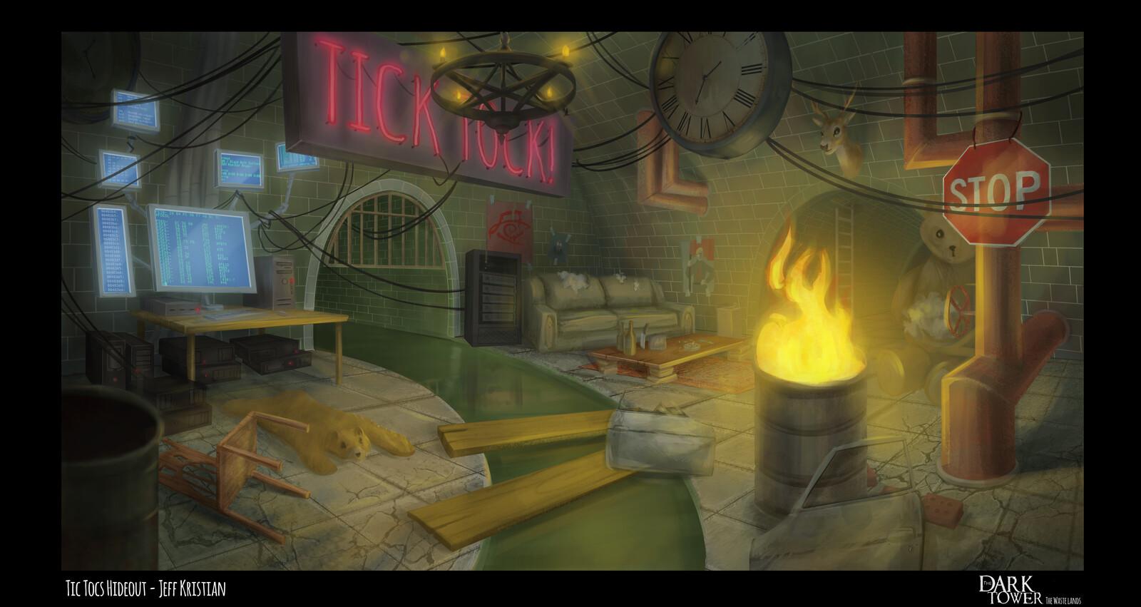 Tick Tocks Hideout