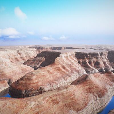 Nonecg 3d nonecg 3d grand canyon 18