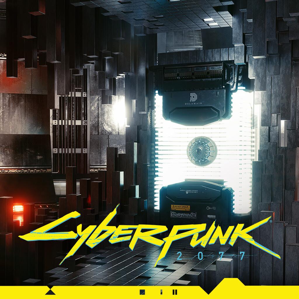 Cyberpunk 2077: Delamain Core