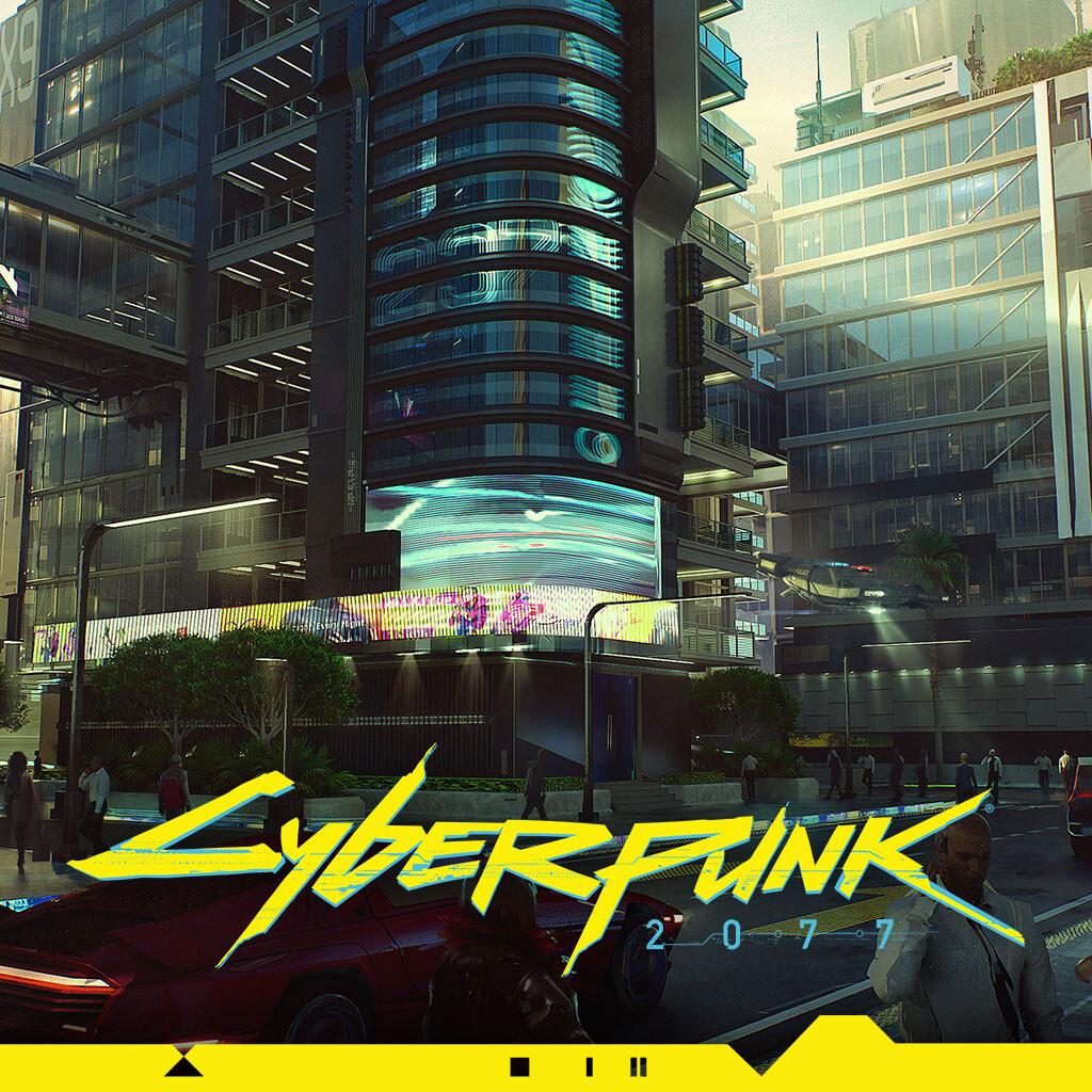 Cyberpunk 2077   Charter Hill