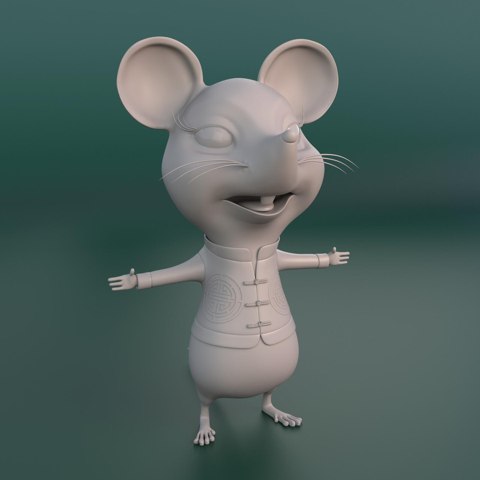 Rat - Chinese New Year