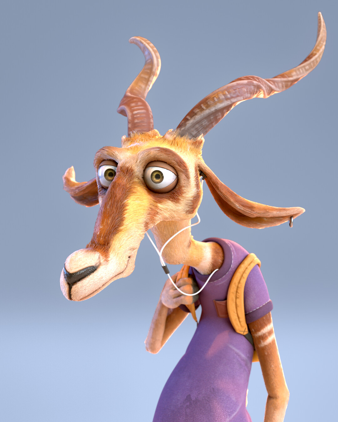 Skater Antelope