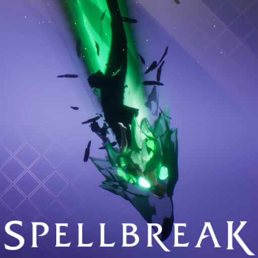 Spellbreak - Raven's Flight/Stealthy Ascent Cosmetic VFX