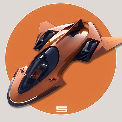 Encho enchev encho enchev speeder concept 6