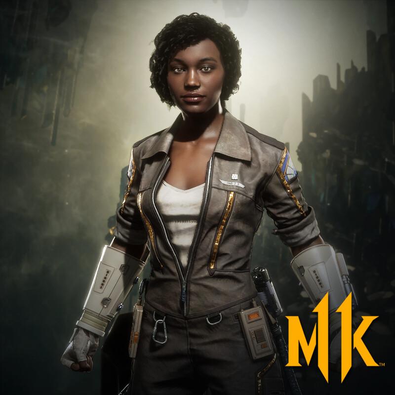 Jacqui Briggs - Ripley (Mortal Kombat 11)
