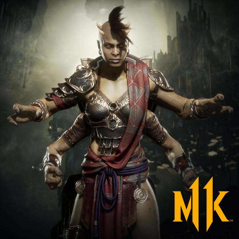 Sheeva (Mortal Kombat 11)