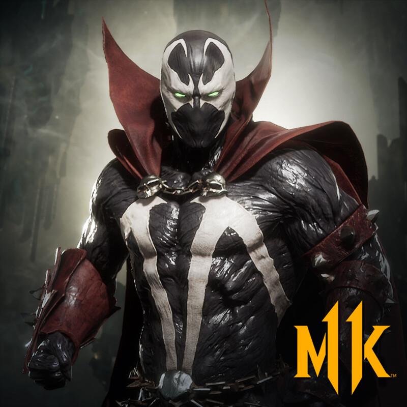 Spawn (Mortal Kombat 11)