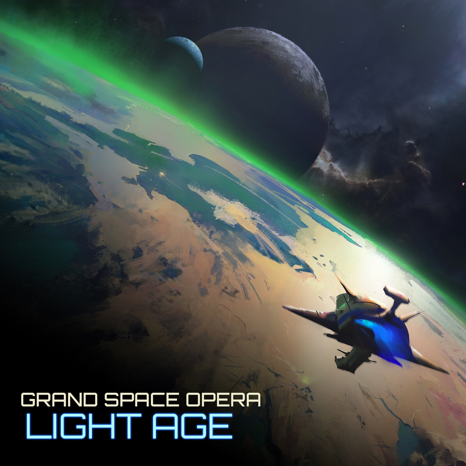 Grand Space Opera: Light Age - Keyframe Design