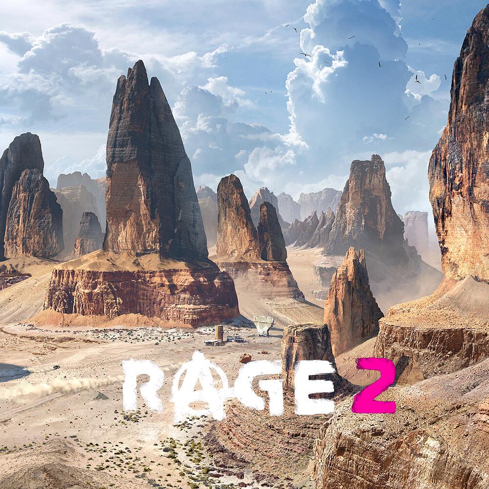 Rage 2 Canyons