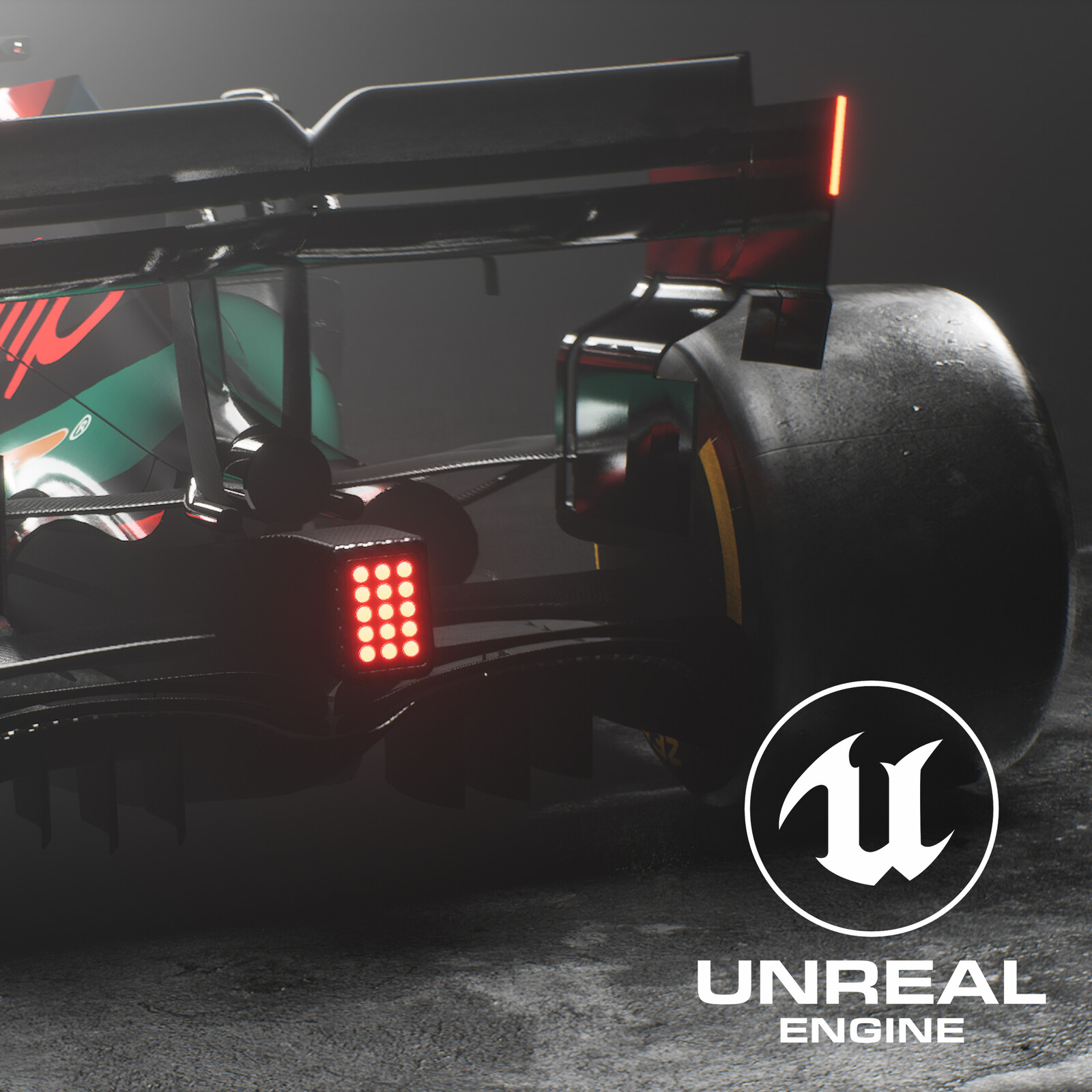 ASR-One in Unreal Engine (RTX On)