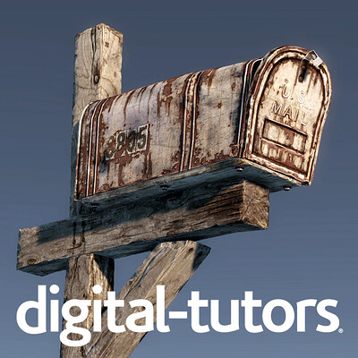 Digital Tutors: Real-Time Aging and Decay for Games