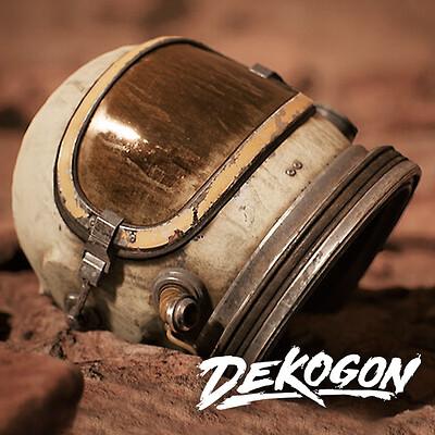 Abandoned Cosmonaut - Dekogon Kollab