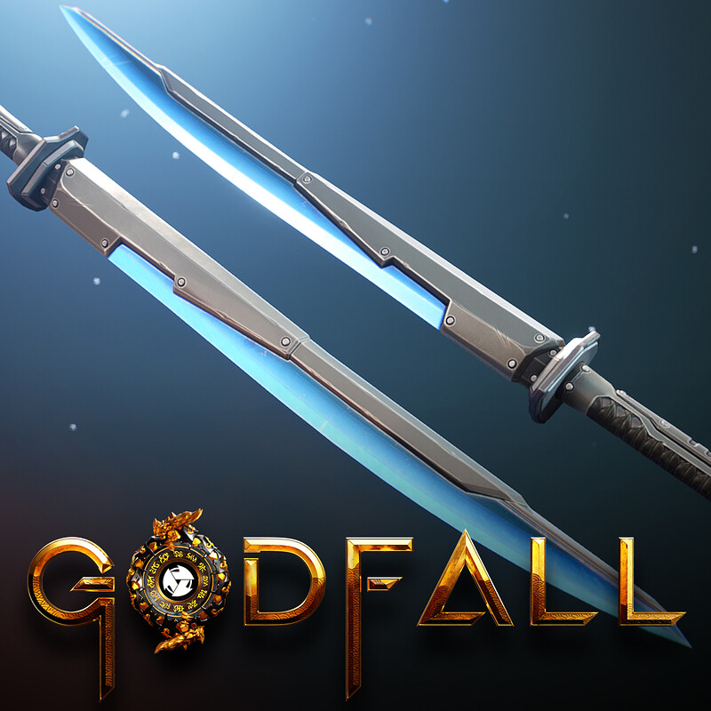GODFALL SWORD ZERO