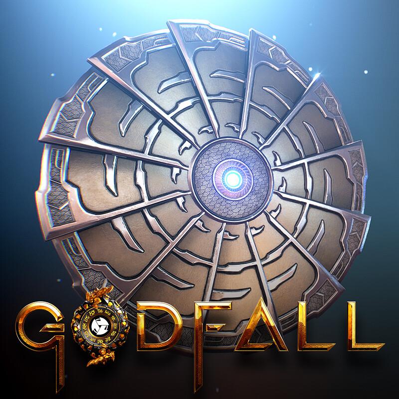 GODFALL PLAYER SHIELD