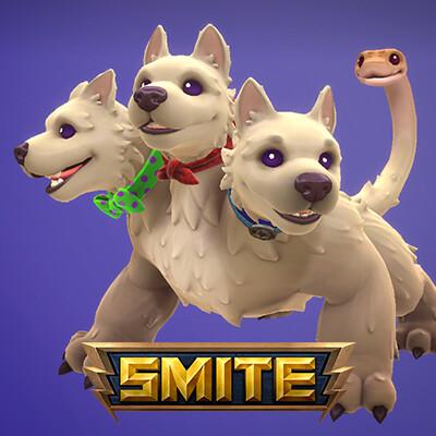 SMITE - Pup patrol Cerberus