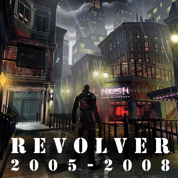 Revolver - Environments