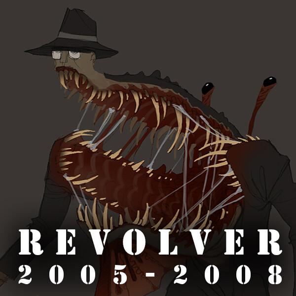 Revolver - Creatures