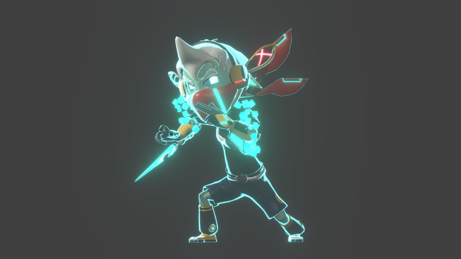 Project Amabie: Quantum Ninja (Speccy Shibakariki & Surf)