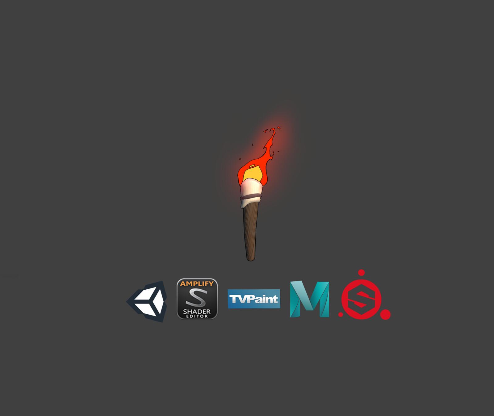 Torch   Unity VFX
