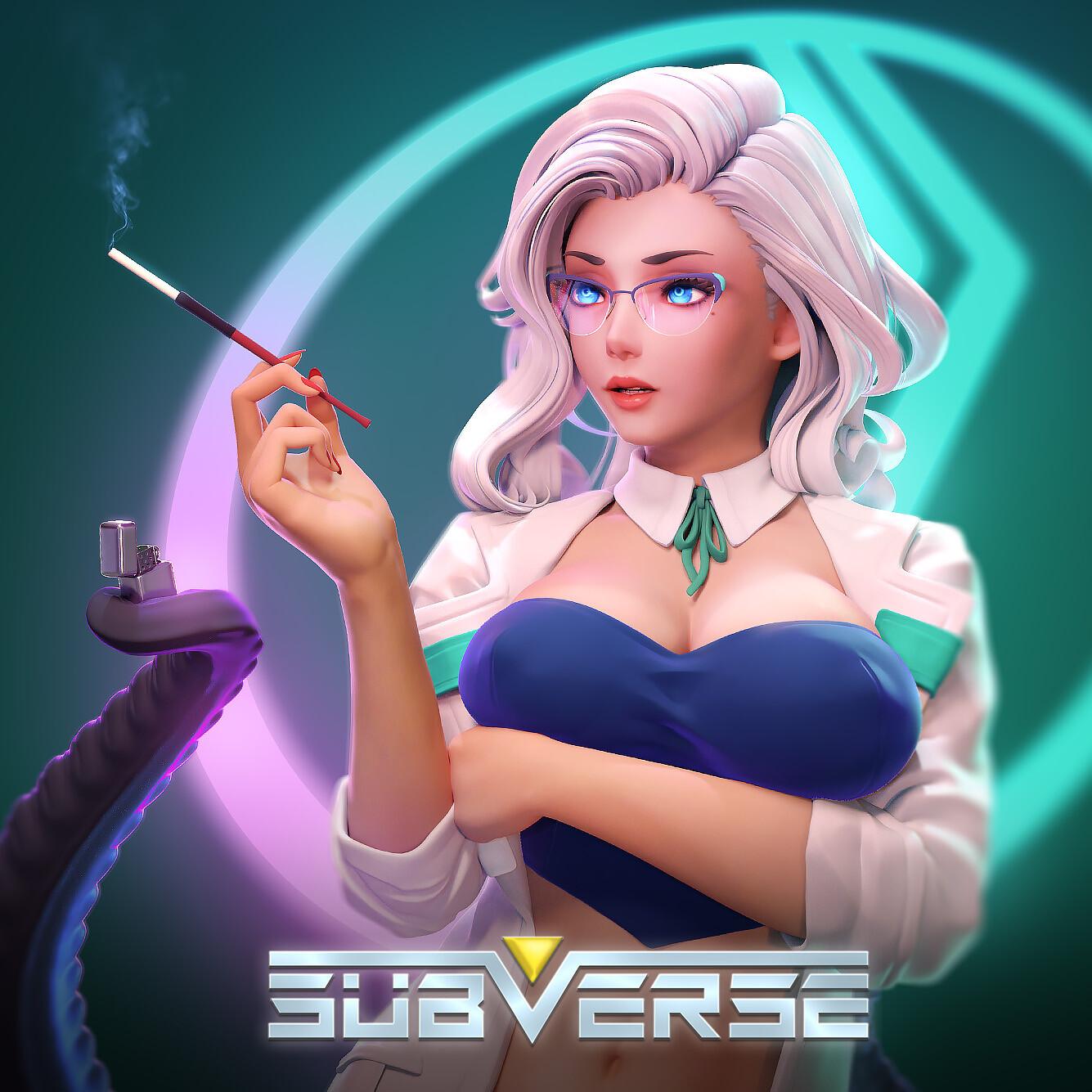 Subverse - Dr. Lillian Margaliss