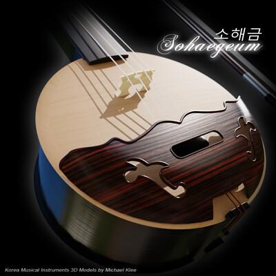 Michael klee michael klee sohaegeum korea music instrument by michael klee