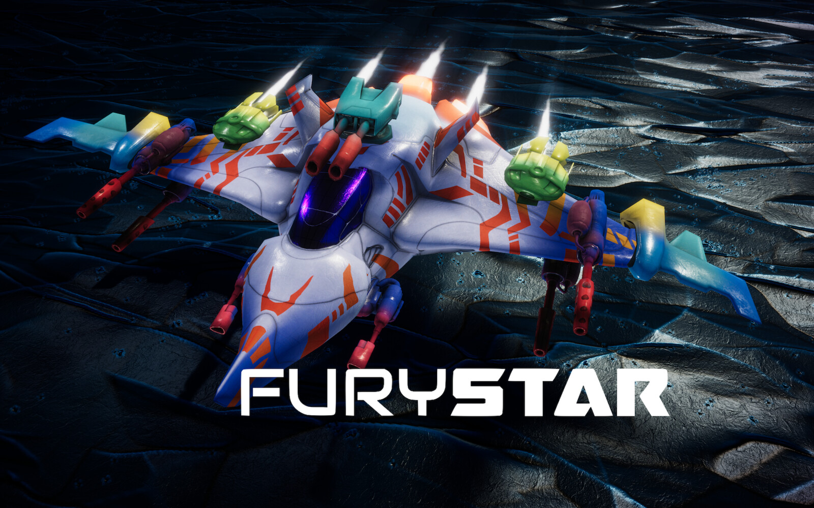 Hero Star: Fury Star Fighter