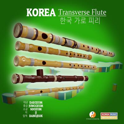 Michael klee michael klee korea transverse flutes by michael klee thumbnail