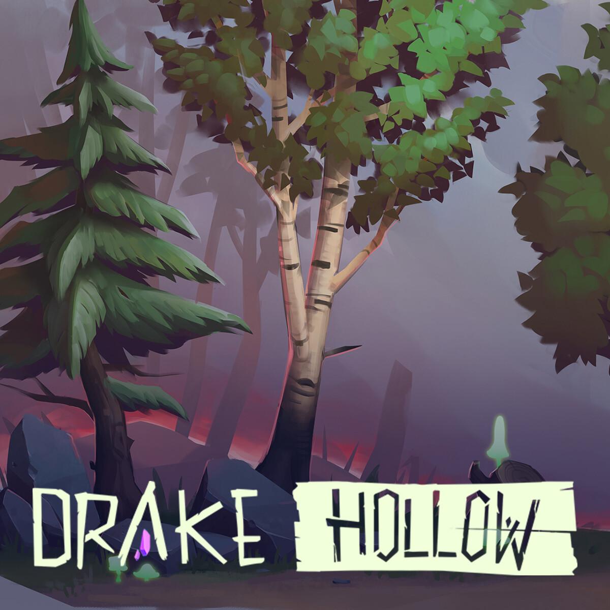 Drake Hollow Concept Art
