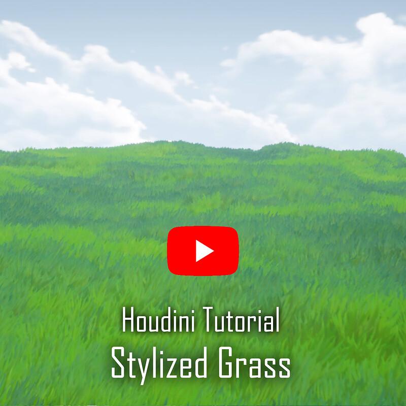 Stylized Grass Tutorial