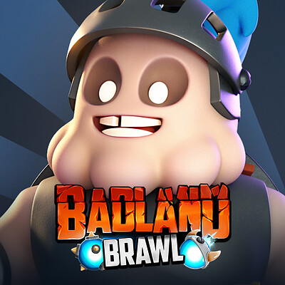 Badland Brawl - Charming Squire